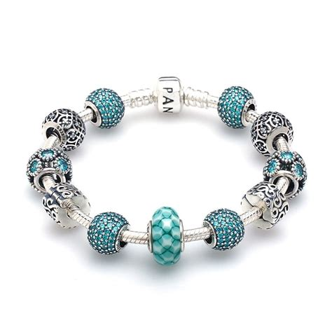 Blue Bracelet pandora blue bracelet www imgkid the image kid has it