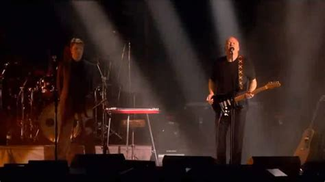 cing comfortably david gilmour david bowie sing quot comfortably numb quot live