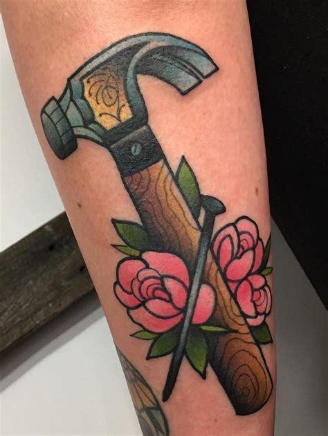 hammer tattoo tattoo insider