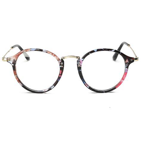 Retro Style Eyeglasses new unisex vintage clear lens eyeglasses frame retro