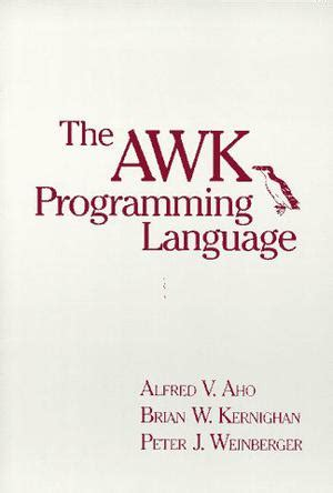 pattern matching program in python alfred v aho the the awk programming language 豆瓣