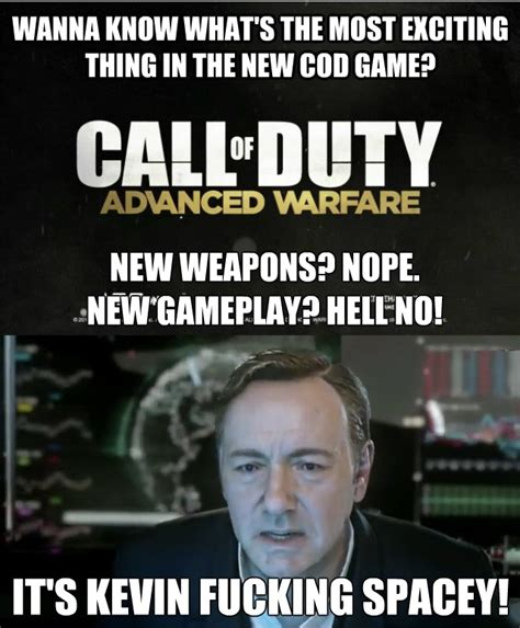 Funny Cod Memes - quotes by kevin d williamson like success