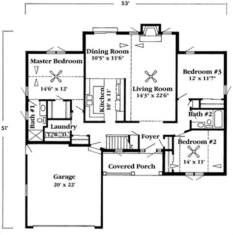 1500 square ranch house plans 1000 square ranch house plans