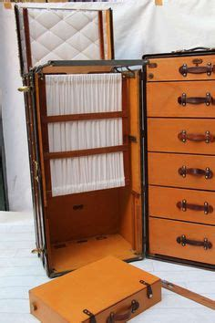 Modern Wardrobe Trunk by Furniture And Objet D On Tea Caddy