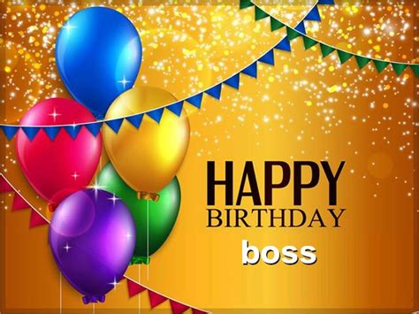 imagenes happy birthday boss happy birthday boss clipart 13