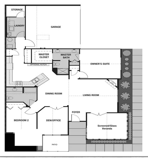 canterbury floor plan canterbury lifestyle homes of distinction
