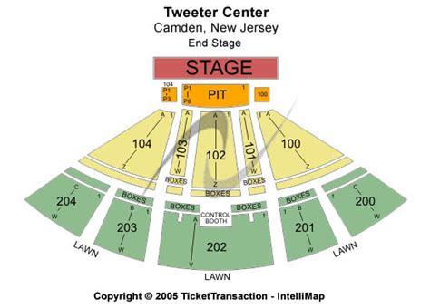 tweeter center seating chart susquehanna bank center seating chart quotes