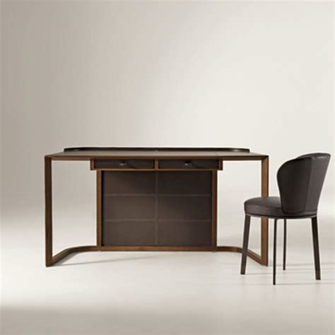 giorgetti ion writing desk modern desks and hutches