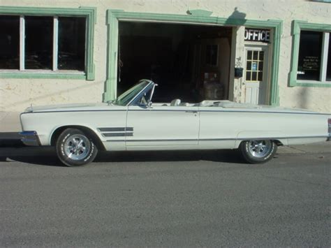 1966 chrysler 300 convertible 1966 chrysler 300 convertible daily driver for