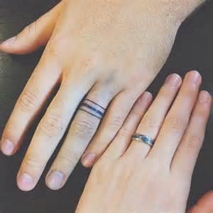 Unique Wedding Ring Tattoos – 30 Unique Wedding Ring Finger Tattoos for Teens