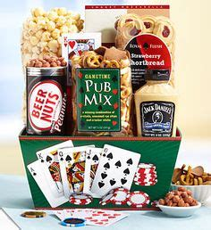 Playing Card Themed Gifts - 1000 images about hockey basket ideas on pinterest basket ideas man bouquet and poker