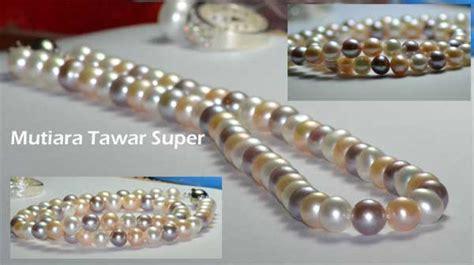 Kalung Mutiara Bulat Cincin jualan perhiasan mutiara lombok mutiara lombok