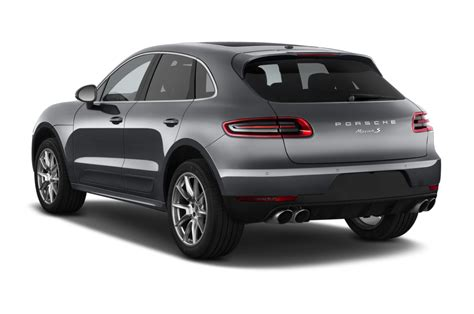 porsche macan 2016 2017 porsche macan reviews and rating motor trend