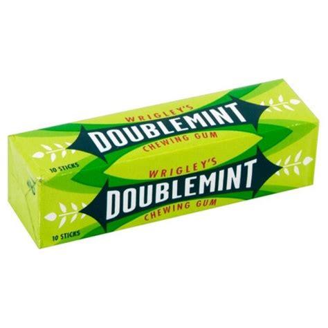 Wrigleys Permen Karet Wrigley S Mint Gum Wholesale Food Groceries
