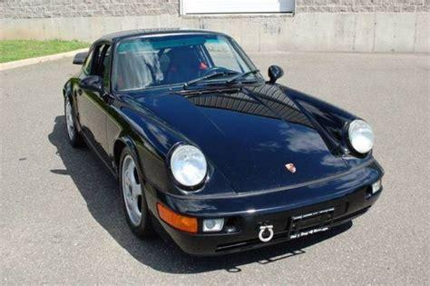 1993 Porsche 911 Rs America For Sale 1993 Porsche 911 Rs America 2dr Coupe 51206 Black