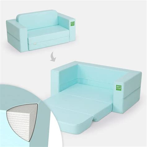 2 in 1 sofa for transformable sofa into bed saehan
