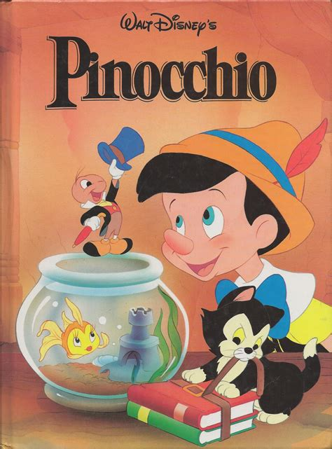 pinocchio picture book walt disney s pinocchio children s books