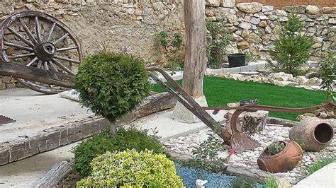 imagenes jardines rusticos decoracion de jardines rusticos youtube