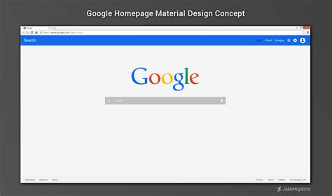 35 home page design what could a material