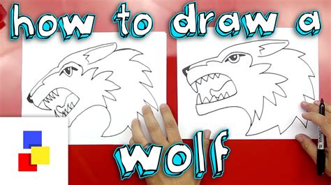 how to draw a boat art hub how to draw a wolf art for kids hub art lessons
