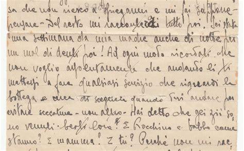 lettere d dei venduta la lettera d 1945 di un prigioniero di