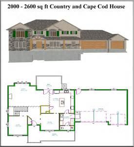 2000 sf home plans