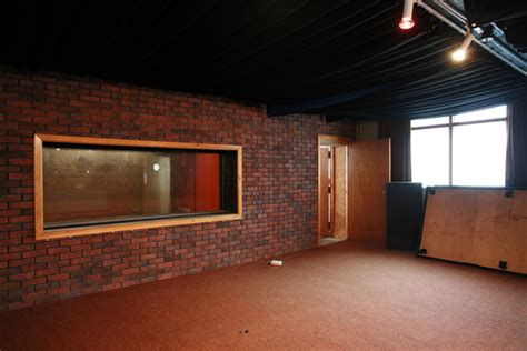 Home Recording Studio Construction Oh Yeah Centre Belfast Northern Ireland Uk