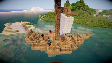 archimedes boat mod archimedes ships mod for minecraft 1 7 10 minecraftdls