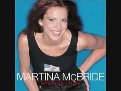 my by martina mcbride martina mcbride my baby me just the way that i am