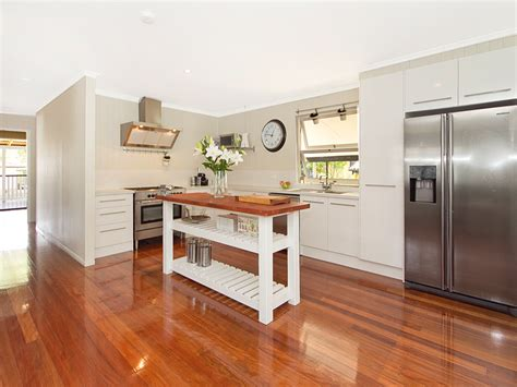 kitchens with island benches 8 tips to creating stylish budget kitchens l renovation tips