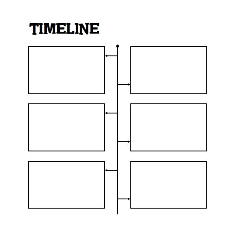 printable timeline organizer sle timeline 6 documents in pdf