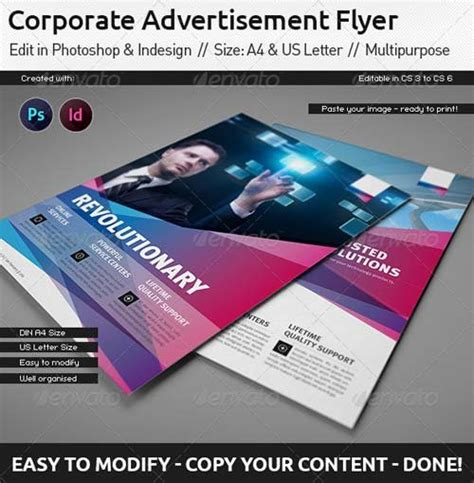 graphicriver flyer templates flyer templates graphicriver corporate flyer ad