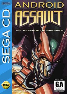 android assault: the revenge of bari arm wikipedia