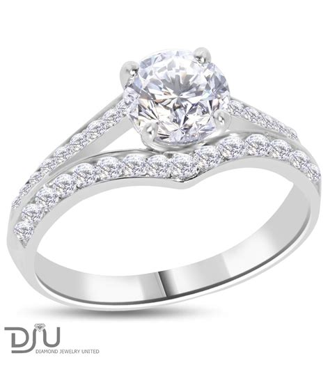 1 5 carat f vs1 solitaire engagement ring