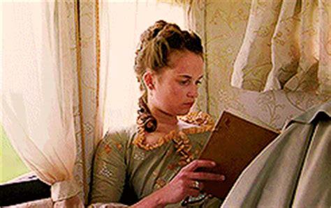 albert a royal affair books vikander gif find on giphy