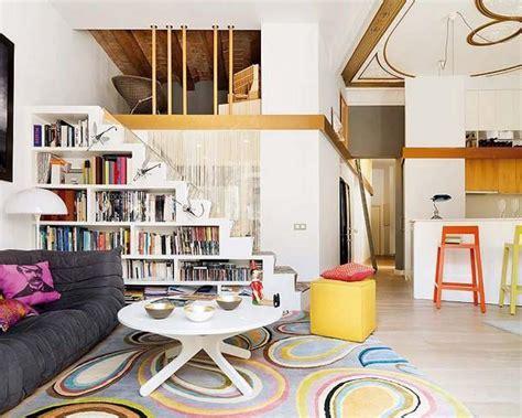 interior design storage 30 stair shelves and storage space ideas freshome
