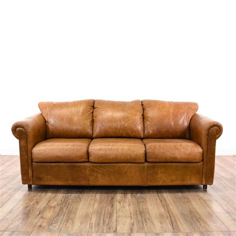 Camel Colored Leather Sofa Best 25 Distressed Leather Ideas On