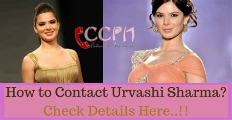 urvashi sharma instagram id urvashi sharma contact address phone number email id