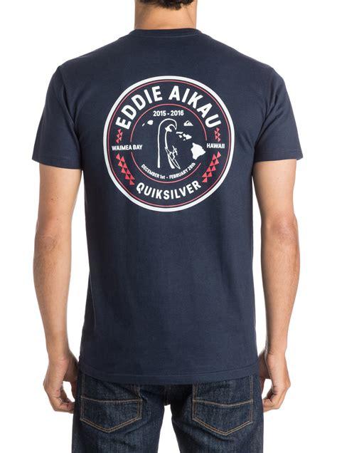 Kaos T Shirt Quiksilver T Shirt quiksilver aikau mau loa t shirt aqyzt03737 ebay