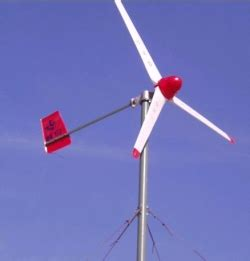 home wind turbine electricity from the wind prlog