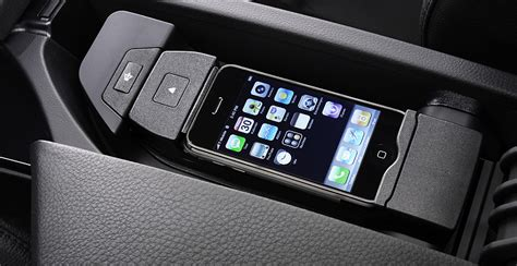 official iphone 5s charger iphone 5 adapter cradle for bmw now available autoevolution