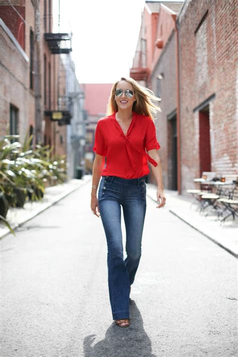 Top Nyc Fashion Blogs by S Flare Leg