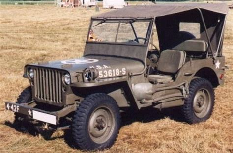 School Jeep Army Jeeps When I Was In High School My Got Me An