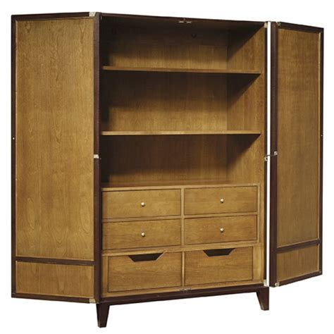 hickory chair armoire cleo armoire