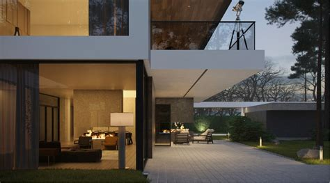 Home Interior And Exterior Designs Modern Home Exteriors With Stunning Outdoor Spaces