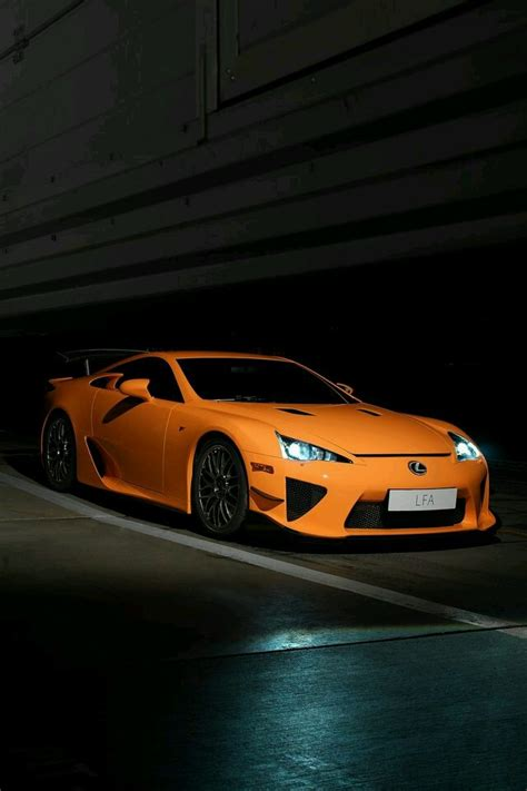 lfa lexus wallpaper lexus lfa orange wallpaper pixshark com images