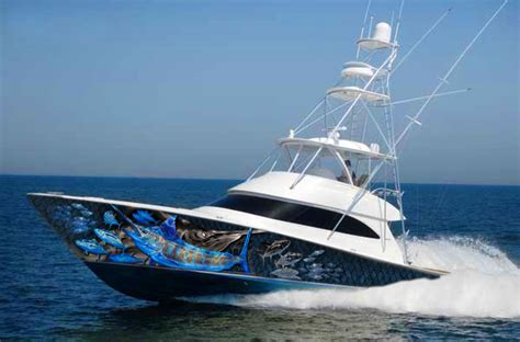 sailfish boat wraps jason mathias boat wrap designs
