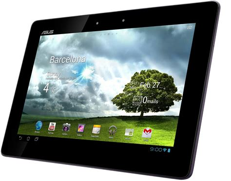 asus transformer pad infinity 700 specifications and