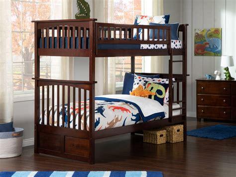 columbia bunk bed atlantic furniture