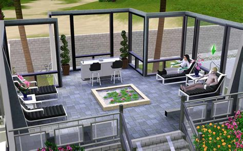 sims 3 room ideas the sims how to create an amazing kitchen in 4 dining